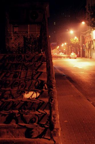 nocturno a shanghai